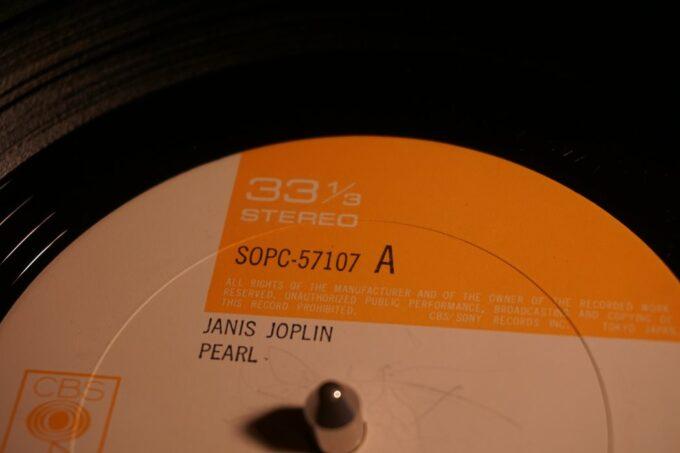 レコードの面